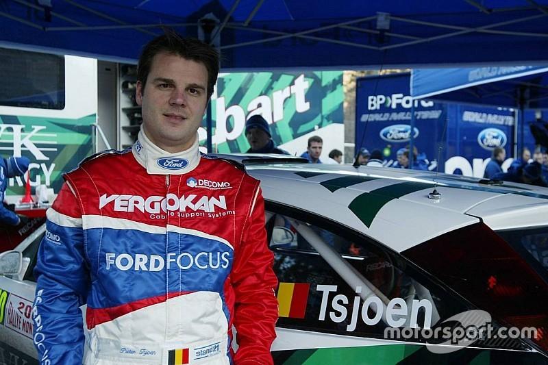 Rallye du Chablais : Même Pieter Tsjoen aux rubans de départ !