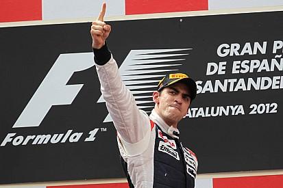 """Maldonado: """"Mi victoria en Barcelona quedó en la memoria de la F1"""""""