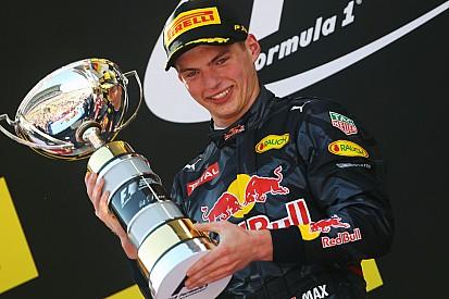 Een jaar later: Michiel Mol over de eerste Grand Prix-zege van Max Verstappen