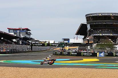 Pluie et vent au menu du Grand Prix de France