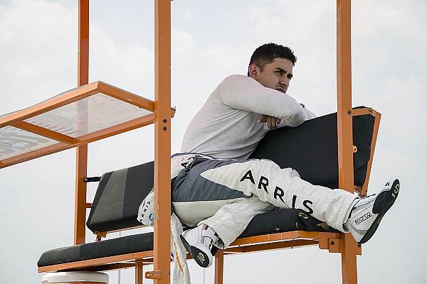 NASCAR Breaking news Abraham Calderon scores important victory in Puebla
