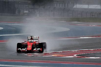 【F1】ピレリ、フェラーリSF15-Tで来季雨用タイヤをテストすると発表