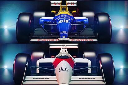 VÍDEO: Novo jogo da F1 terá McLaren do 1º título de Senna