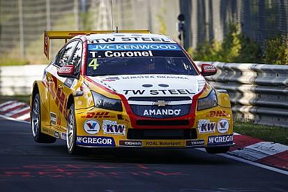 """Coronel kijkt vooruit naar WTCC Nürburgring: """"Het is overweldigend"""""""