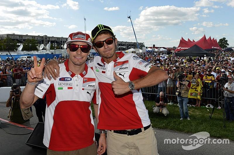 Pelas redes, mundo do esporte a motor manda apoio a Hayden