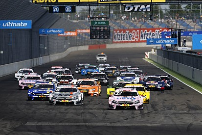 Segundo fin de semana DTM, Lausitzring