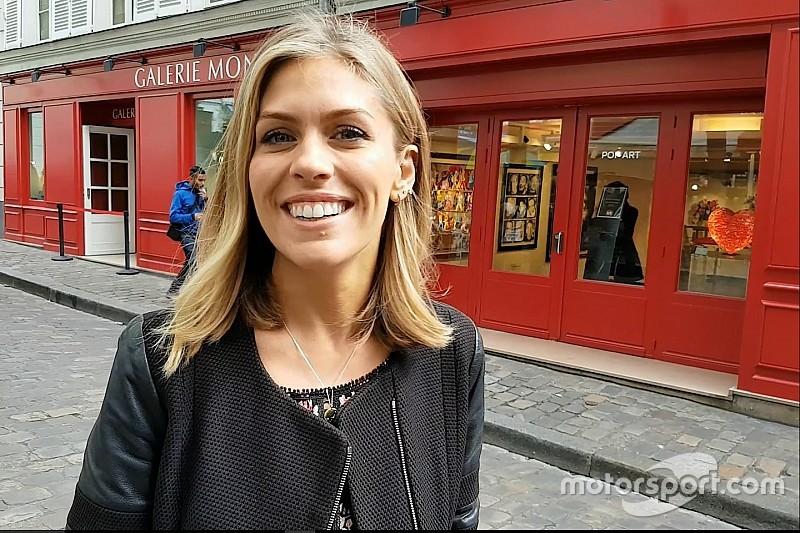Mon job : présentatrice TV et pitlane reporter de la Formule E