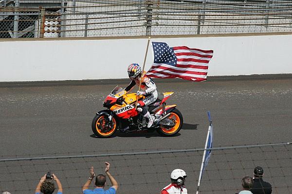 WSBK Noticias de última hora El Indianapolis Motor Speedway rinde tributo a Hayden