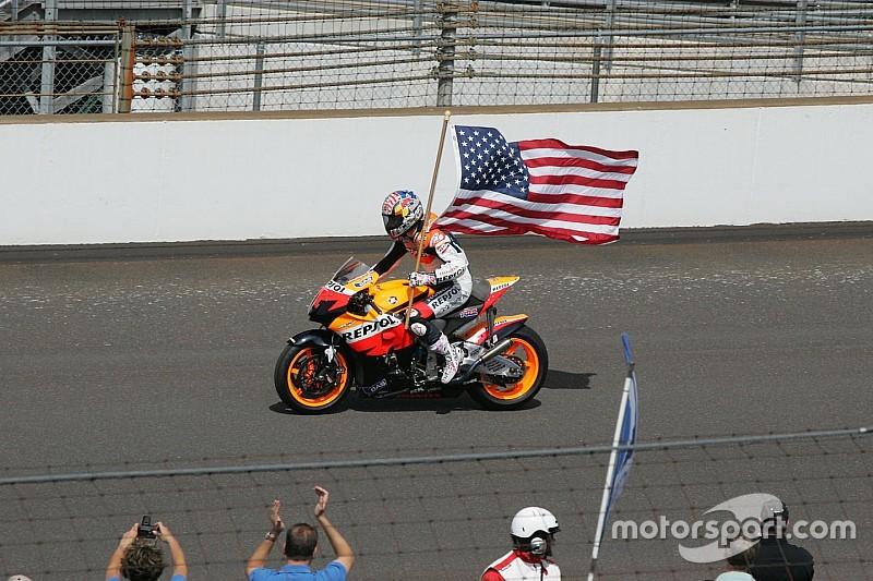 Indianapolis Motor Speedway ikut berduka atas kepergian Hayden