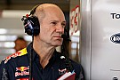 Adrian Newey, a Red Bull tűzoltója