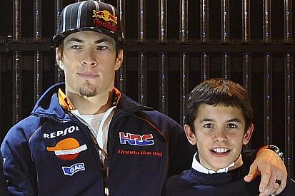 """Márquez : Hayden, """"comme si j'étais son petit frère"""""""