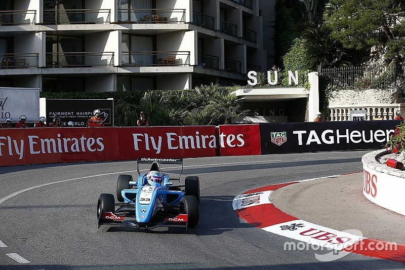 Deux podiums pour la Formule Renault Eurocup à Monaco