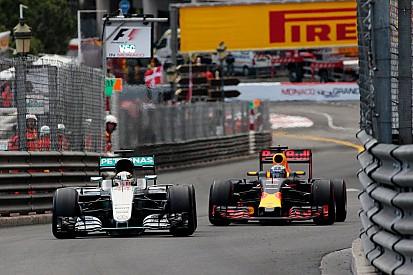 【F1】DAZNモナコGP放送予定決定。初の『ピットレーンカメラ』導入