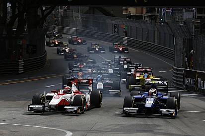 Jadwal lengkap FIA F2 Monako 2017
