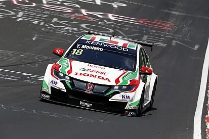 Le Nürburgring, défi de taille pour les autos du WTCC