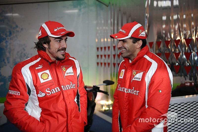 """Gené: """"Me encantaría correr las 24 horas de Le Mans con Alonso"""""""