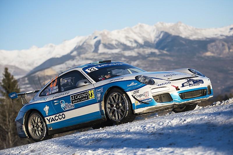 Romain Dumas, un champion du monde au départ du Rallye du Valais!