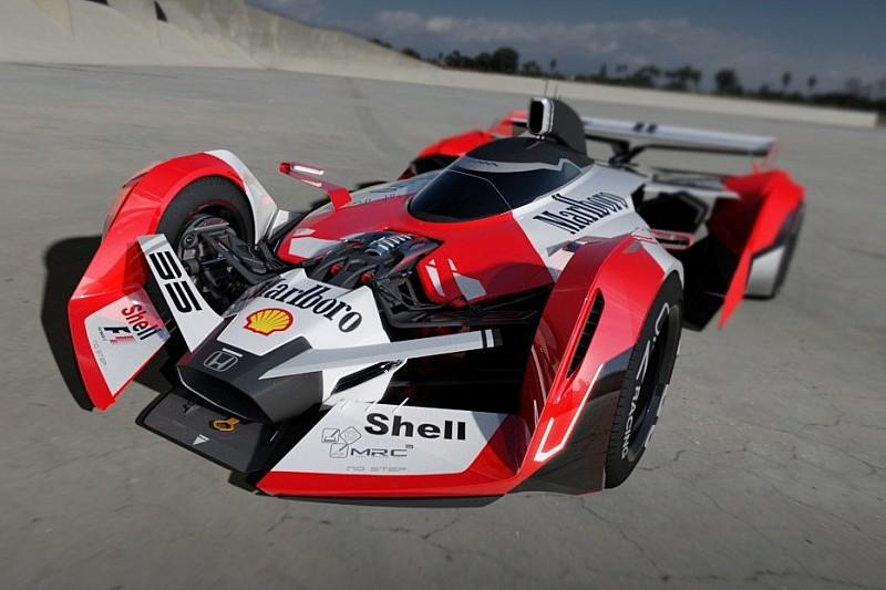 Argentino faz carro conceito inspirado em McLaren de Senna