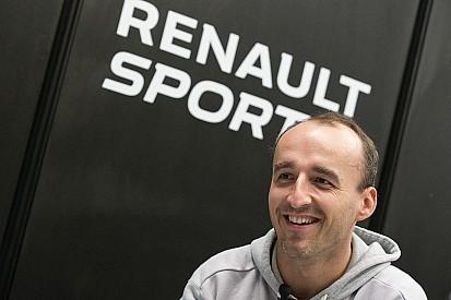 Robert Kubica de retour au volant d'une F1 avec Renault