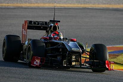كوبتسا يتّجه لاختبار سيارة فورمولا واحد للمرّة الأولى منذ 2011