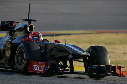 Räikkönen győztes F1-es autójával tesztel ma Kubica