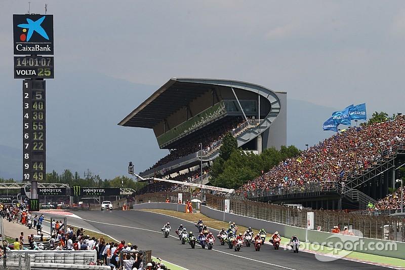 Horarios del GP de Cataluña