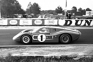 Le Mans BRÉKING A.J. Foyt fél évszázad után visszatér Le Mans-ba