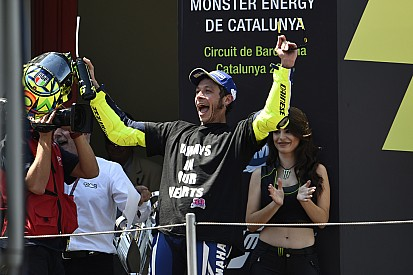 Rossi chega à Catalunha com terceiro maior jejum da carreira