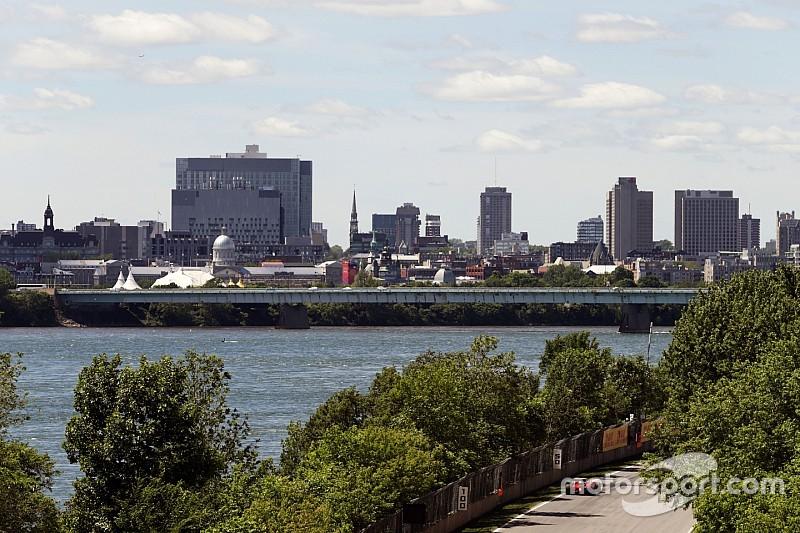Rischio pioggia nel weekend di Montreal, ma non per la gara