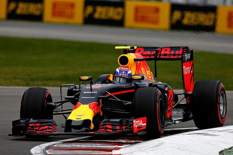 FIA pertegas aturan di tikungan 8-9 Sirkuit Gilles Villeneuve