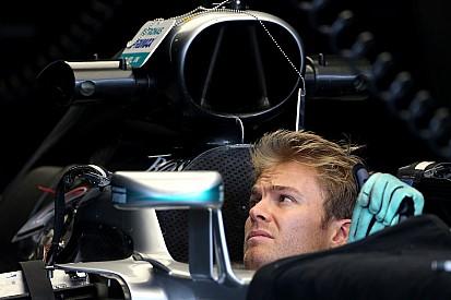 Rosberg volta a guiar carro de F1 no Festival de Goodwood
