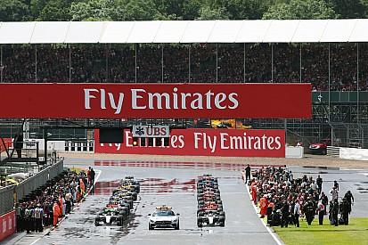 """La F1 veut """"un long partenariat"""" avec Silverstone"""