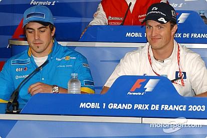 Ральф Шумахер и Алонсо повздорили из-за картинговой трассы