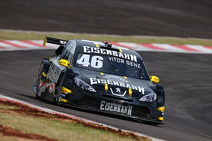 Brazilian V8 Stock Cars: Max Wilson and Vitor Genz shine in the double header event at Cascavel