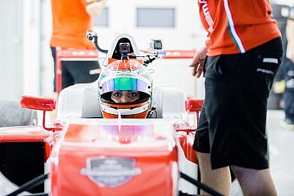 آمنة القبيسي تبدأ تجاربها في الفورمولا 4 مع فريق بريما