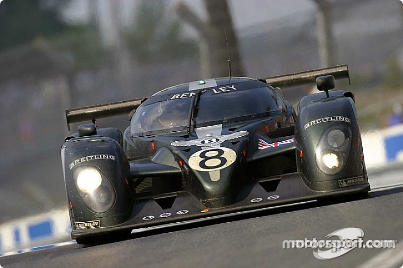 Le-Mans-Legenden: Bentley Speed 8