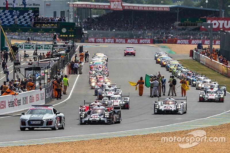 Chase Carey dará el banderazo de salida a las 24 Horas de Le Mans