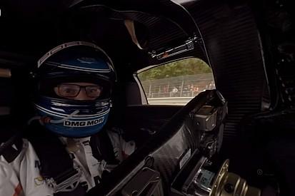 Confira volta em Le Mans com câmera 360° dentro do carro