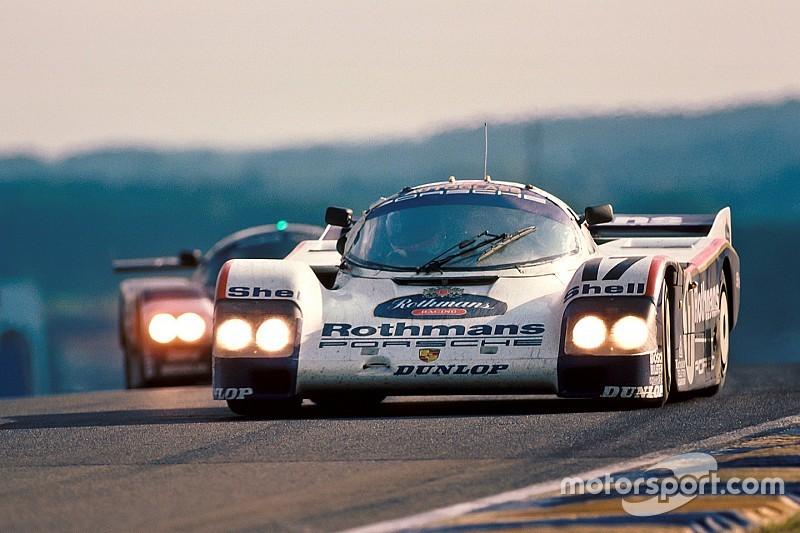 Alle Siegerautos von Porsche bei den 24h Le Mans