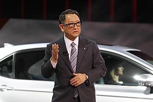 Le Mans Nieuws Emotionele Toyota-president excuseert zich tegenover coureurs