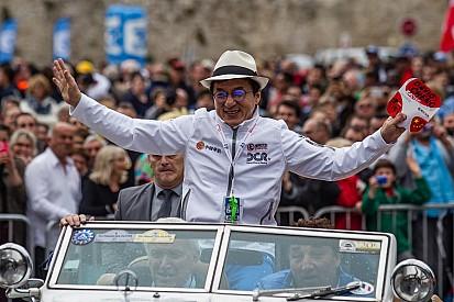 Jackie Chan, Le Mans'ı kazanınca Oscar kazanmış gibi hissetmiş