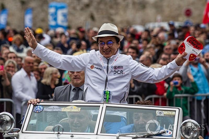 Jackie Chan vergelijkt overwinning Le Mans met ontvangen Oscar