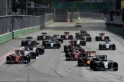Rosberg repült, Hamilton teljesen szétesett Bakuban