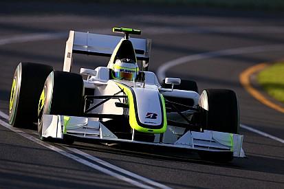 F1-Legenden: Brawn BGP 001
