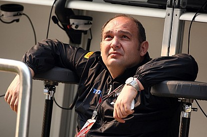 Коллес стал претендентом на место руководителя Sauber