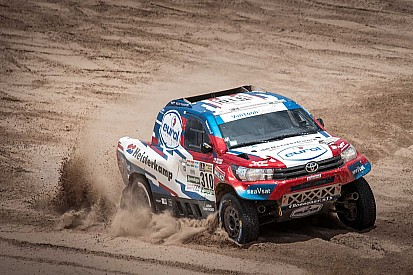"""Van Loon niet naar Dakar 2018: """"Een moeilijke beslissing"""""""