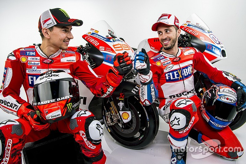 Lorenzo siap bantu Dovizioso rebut gelar juara