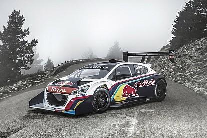 Peugeot подарит Лебу гоночную машину для Пайкс Пика