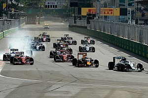Formel 1 Ergebnisse Formel 1 2017 in Baku: Startaufstellung zum GP Aserbaidschan