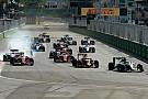 Formel 1 2017 in Baku: Startaufstellung zum GP Aserbaidschan